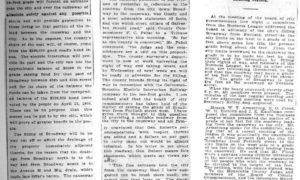 Cheesborough Scrapbook#6; MSS# 22-0024