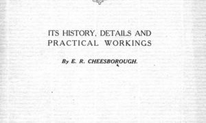 Cheesborough Papers, MSS# 22-0024