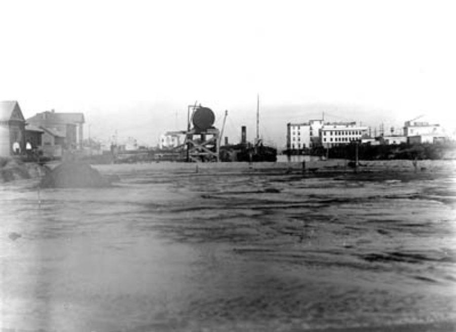 "G-59263FF3-9 ""Nereus II"" Refilling Grade Raising Canal"