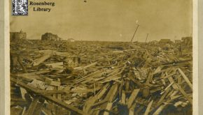 Remembering the Thomas Dinsdale Family, 1900 Storm Victims