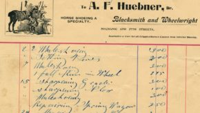 Remembering the Huebners, 1900 Storm Victims