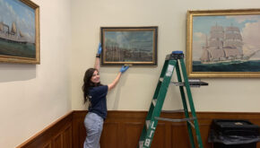 The Rosenberg Library welcomes new Museum Curator