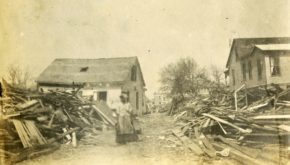 1900 Storm Victims on Avenue O