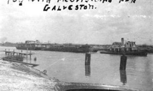 G-17714FF3-6 Tug with provisions for Galveston