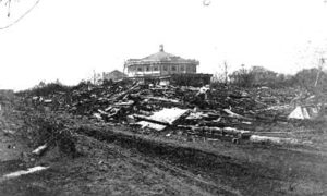 G-1771FF4.4-4 Ruins of Garten Verein