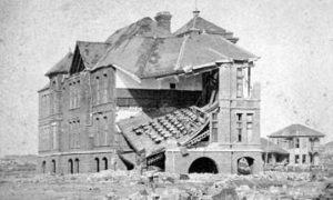 G-1771FF5.1-10 Bath Avenue School wrecked