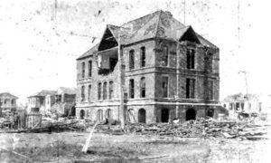 G-1771FF5.1-9 Ruins Ave M Public School