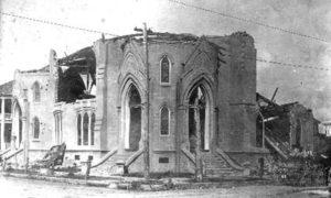 SC#204-1 First Baptist Church 22nd & Ave H