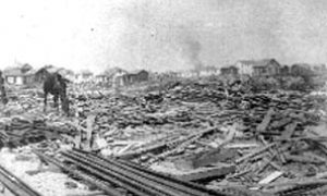 SC#204-17 Wreckage East