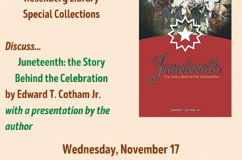 Museum Book Club - Nov. 17th