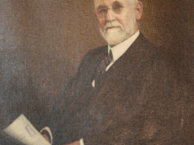Rosenberg Library Honors its First Librarian