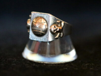 """""""Beau"""" Bell's 1934 Championship Ring"""
