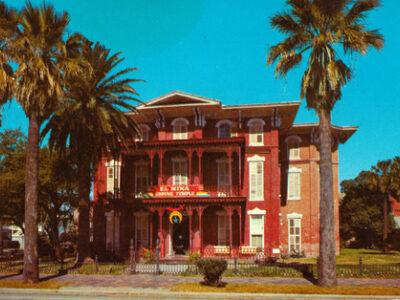Rosenberg Library Highlights El Mina Temple