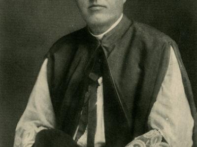 Kirwin High School and Msgr. James M. Kirwin
