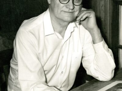 Galveston Artist Emil Bunjes