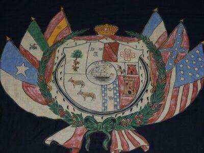 The Galveston Municipal Flag