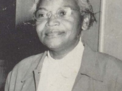 Lillian Davis and the Rosenberg Library Colored Branch
