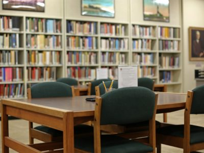 Reading Room Regulations and Guidelines
