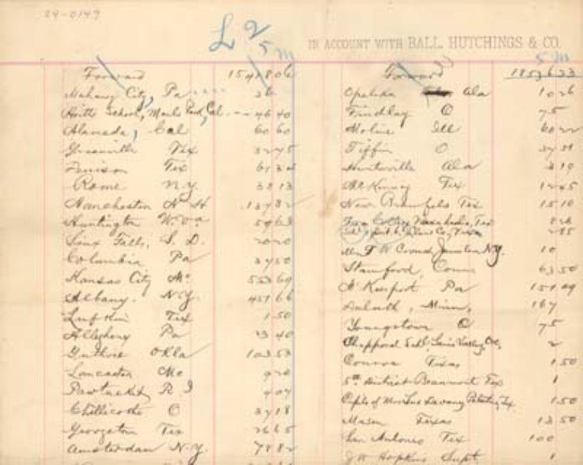24-0147 Galveston School Building Repair Fund Records