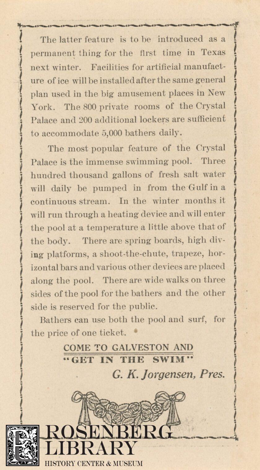 Crystal Palace Bathhouse
