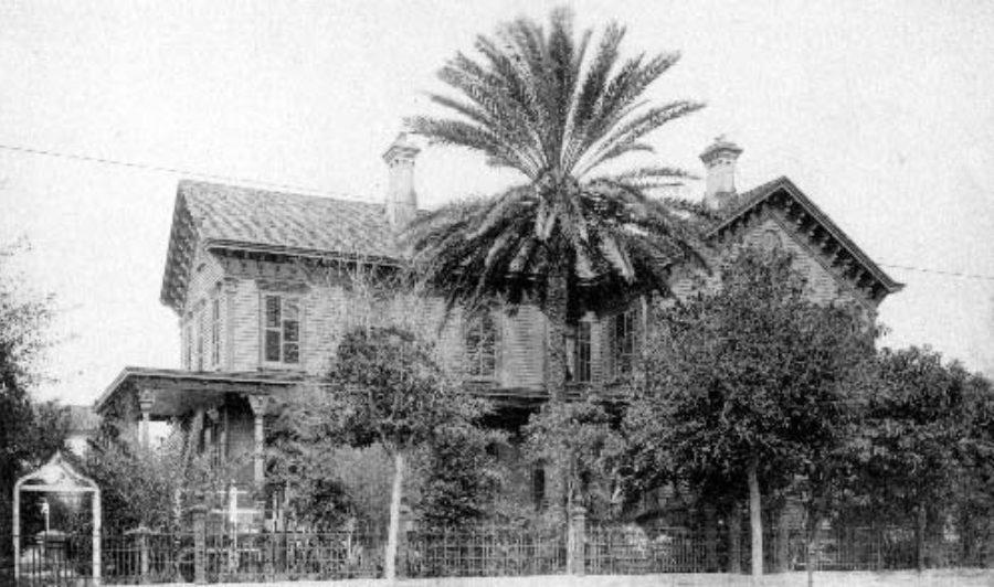 AW-14(b) Residence of Mr. W. S. Davis