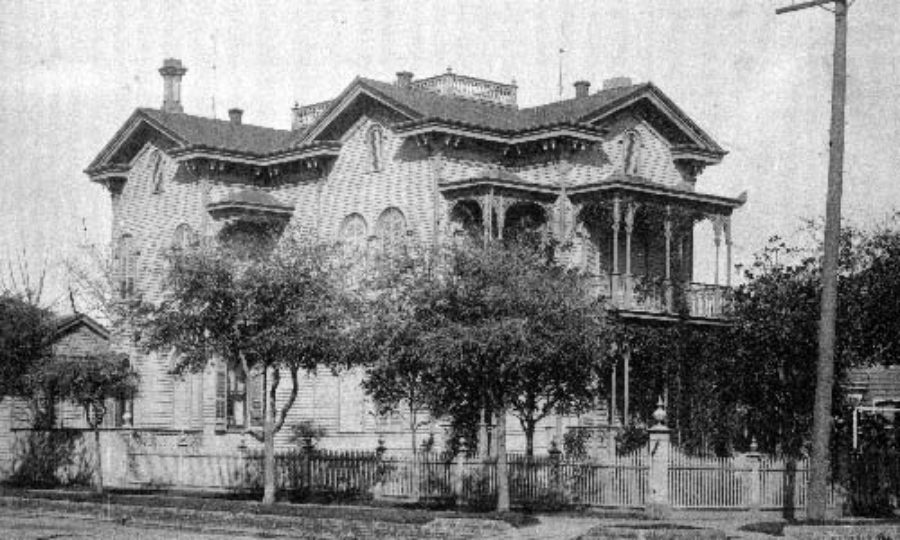 AW-23(b) Residence of Wm. R. Johnson