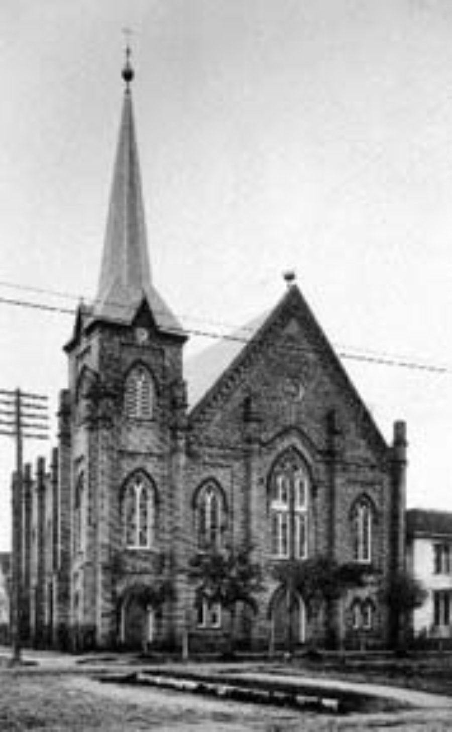 AW-45(l) St. John's Church