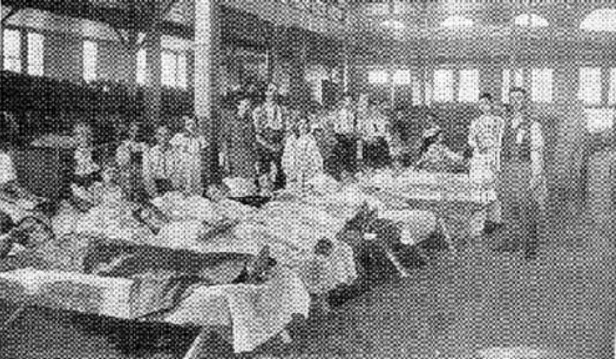 G-1771FF10.1-4a Woman's Ward of Relief Corps