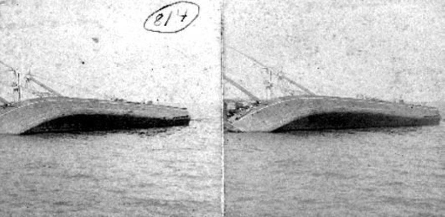 G-1771FF2.1-5 Schooner Helen