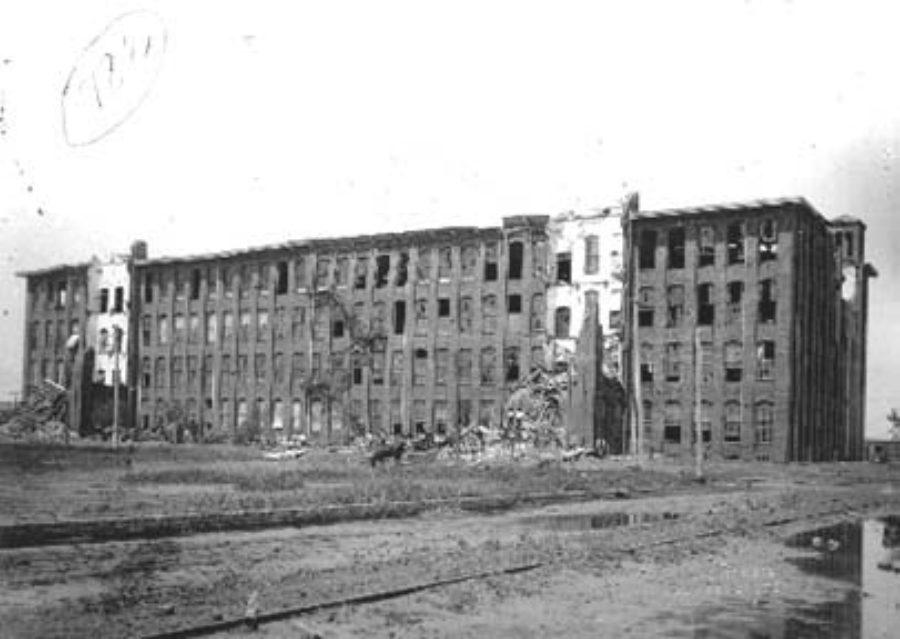 G-1771FF6.4-4 Galveston Cotton and Woolen Mills