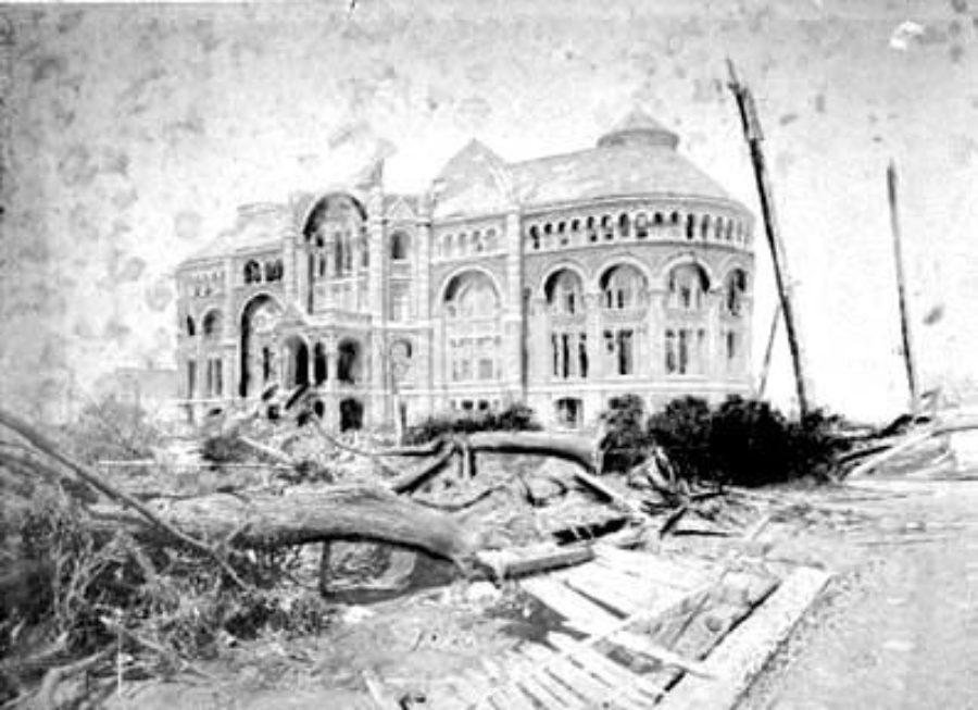 G-1771FF8.1-5 Medical College - Badly damaged