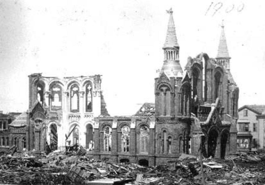 SC#110.1-19 Sacred Heart Church 13th & Bdway
