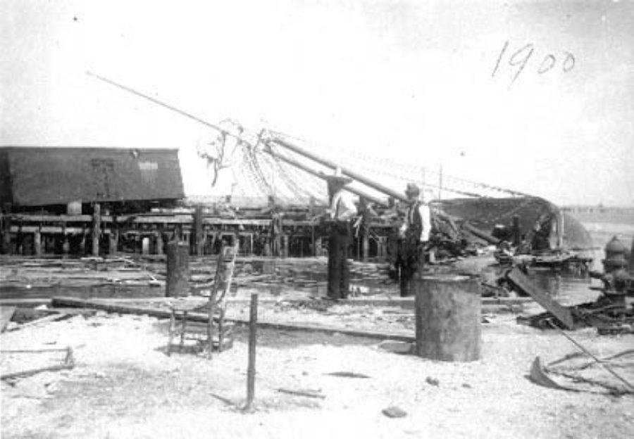 SC#110.1-39 Pier 23