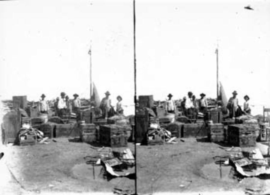 SC#194-1 Relief camp