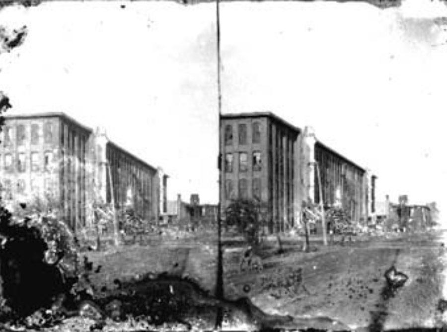 SC#194-44 Galveston Cotton and Woolen Mills.