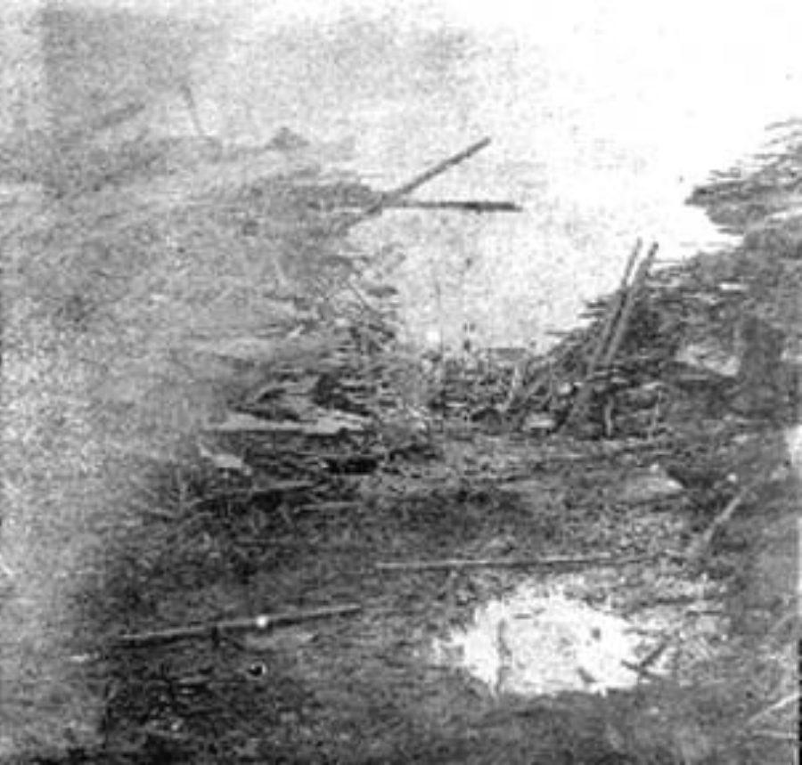 SC#204-10 Debris near Center St. & Beach
