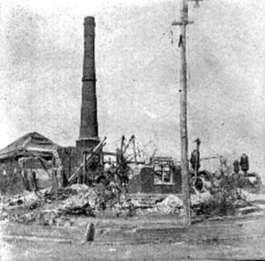 SC#204-15 City Water Works 30th & Ave. H.