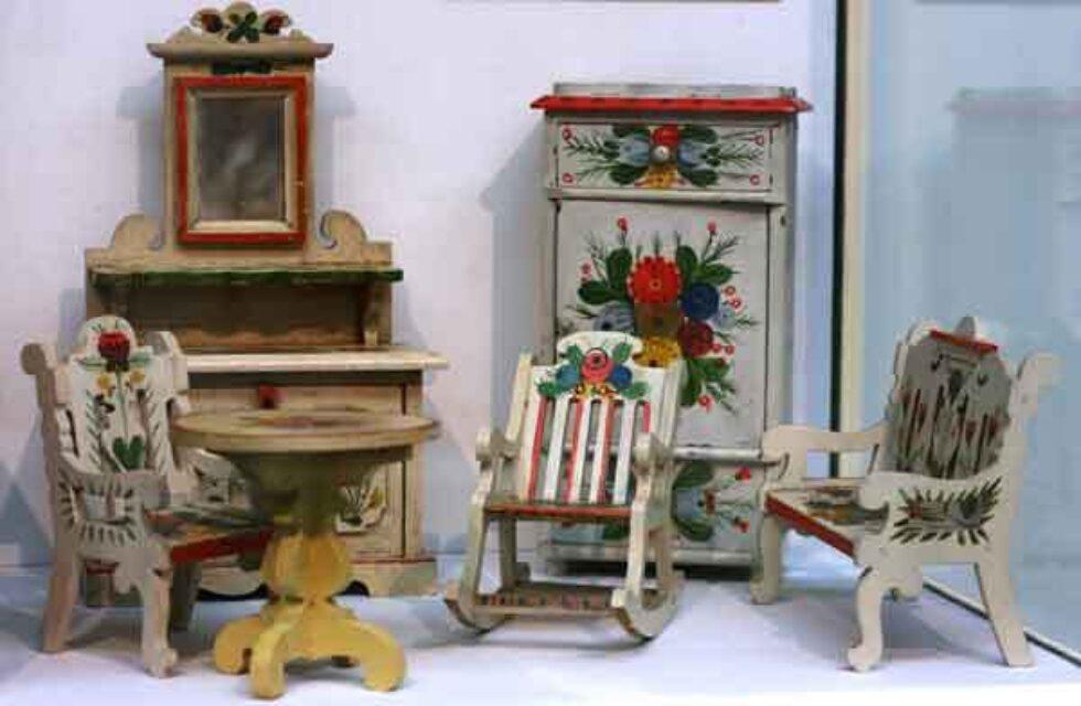 Toys: 1890's – 1940's