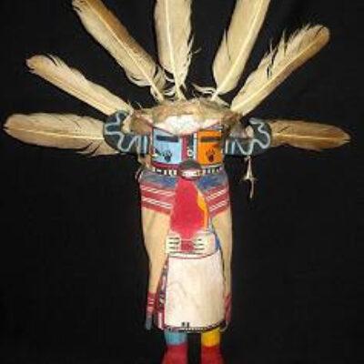 Pueblo Indian Kachina Dolls