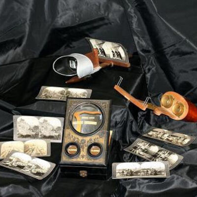 Stereoscopes: Entertainment from the Past