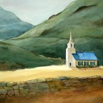 Sacred Spaces: An Exhibit of Churches in Art
