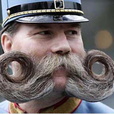 Nineteenth Century Mustache Cups