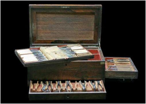 Civil War Dental Surgeon's Kit