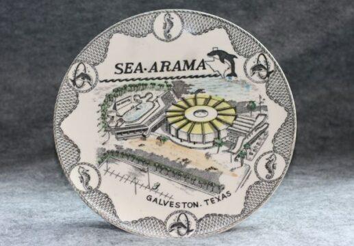 Galveston's Sea-Arama Marineworld Artifacts