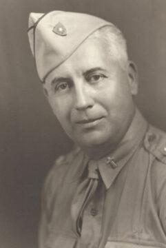Colonel Marius S. Chataignon Memorabilia
