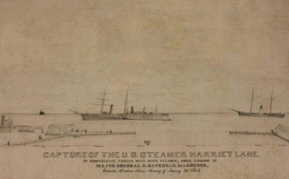 Capture of USS Harriet Lane