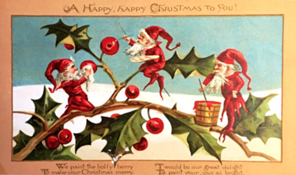 The Christmas Card Collection of Z.L. White