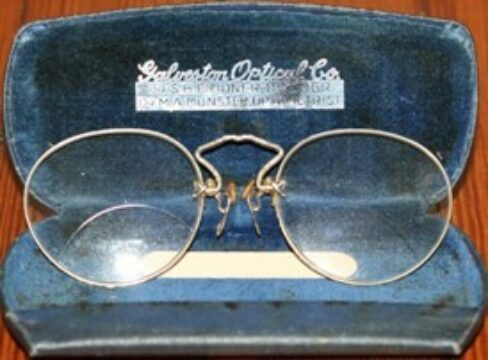 Antique Eyeglasses