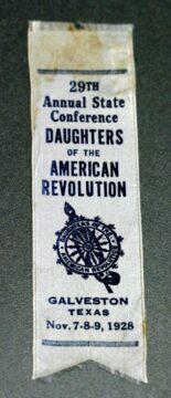The D.A.R. in Galveston