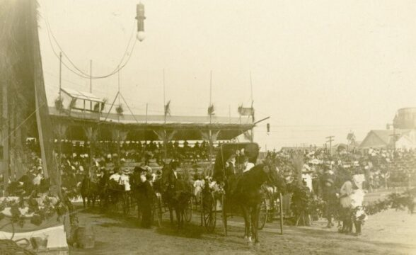 The W.H.P.A. Horse Show of 1906
